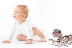 Алименты в пользу ребенка