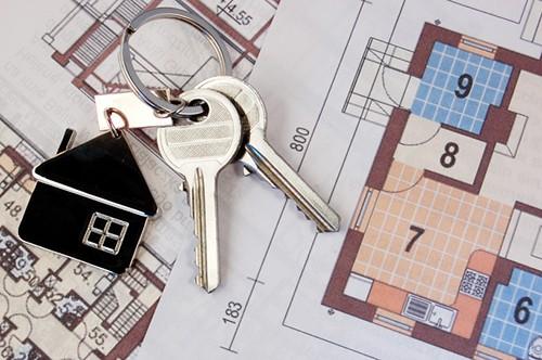 Ключи и проект дома