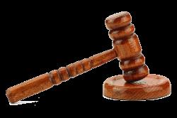 В суде