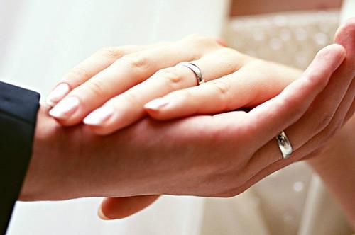 Фото: заключение брака